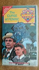 Doctor Who - The Curse Of Fenric (VHS) - Sylvester McCoy