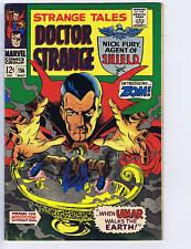 Strange Tales #156 Marvel 1967