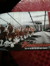 Budweiser Clydesdales Promo Poster