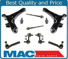 Front Lower Control Arms W/ Ball Joints 10 Pcs Kit fits For Subaru Impreza 08-11
