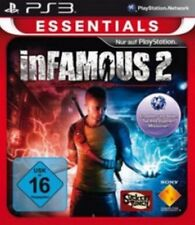 PlayStation 3 inFamous 2 Platinum-Essential Neuwertig