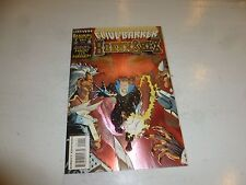 CLIVE BARKER - HOKUM & HEX Comic - Vol 1 - No 1 - Date 09/1993 (Embossed cover)