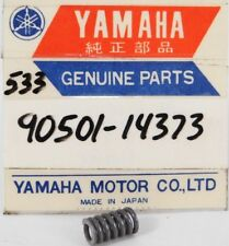1 NOS Genuine 1976 Yamaha MX125 C YZ125 OEM Compression Spring Part 90501-14373