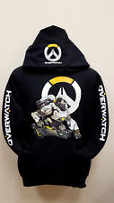 Overwatch SWEATSHIRTS (NEW) Adult Sizes Black Hoodie