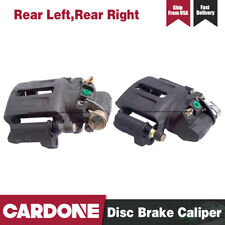 MGP Brake Caliper Covers Set of 4 Front /& Rear Driver Passenger 10086STDBRD