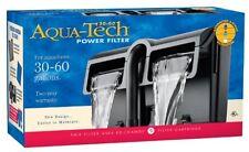 Aqua-Tech Power Aquarium Filter, Pet Supplies Fish Tank Clean 30 to 60-Gallon