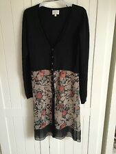 East Summer Floral Cardigan Top Size Small