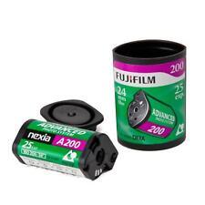 Fuji aps Film NEXIA ISO 200 25 IMAGE PRO FILM MHD 08/2012