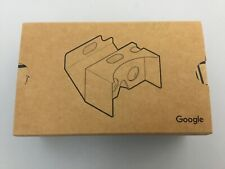 Official Google Cardboard Virtual Reality Viewer For Cell Phone NEW