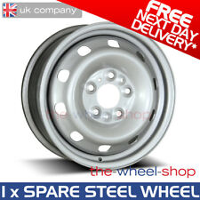 "15"" Peugeot Boxer 2006 - 2018 Full Size Spare Steel Wheel"