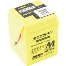 Motobatt Battery For Suzuki Ts50 50cc 1974