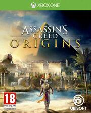 Videojuegos de la serie Assassin's Creed para Microsoft Xbox One