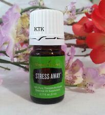 Young Living Essential Oil STRESS AWAY 5 ml New Sealed  Ready to Ship