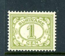 Suriname Scott # 45 - Mh
