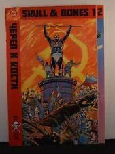 Skull & Bones #s: 1,2 (DC, 1992 1st Printing)   2 Graphic Novels