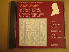 CD HYPERION / JOSEPH HAYDN - SYMPHONIES 9-10-11-12 / ROY GOODMAN