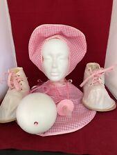 Vintage Baby Costume