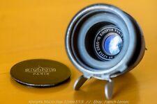 !!! RARE !!! Kinoptik Macro Erax 32mm f/1.9 C mount [Dallmeyer, Angenieux]