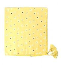 Yellow and Multi Colored Daisey FASHION Bandana Scarf