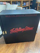 The Rolling Stones 1984 MFSL Original Master Recordings 11 LP Record Box Set NM