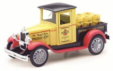 NEW RAY 1:32  DIE CAST  CHEVY PICKUP 1928  GIALLO,NERO E ROSSO   ART  55003A