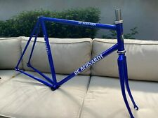 De Bernardi Track Frame Set 53cm Thron Fixed Gear with Campagnolo Campy Headset