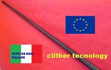 puntale x stecca da biliardo in carbonio dim12mm dim18mm lungh.900mm UDT700