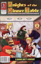 Knights of the Dinner Table #89 VF/NM; Kenzer and Company | save on shipping - d