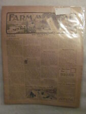 May 15, 1908  issue Farm and Home magazine Phelps Fifty buggy