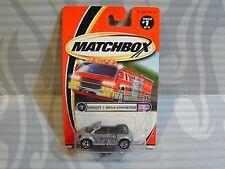 2000 Matchbox #1 = Concept 1 Beetle Convertible = Silver dot rims