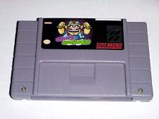 Wario's Adventure - game For SNES Super Nintendo - Platform