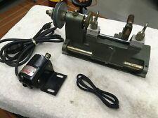 Belsaw Model K-350 / K351 Machine Dayton Motor