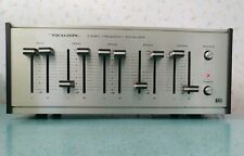 Vintage Realistic 31-1987 Stereo Frequency Equalizer Radio Shack Tandy