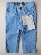 PUMPKIN PATCH BABY GIRL BLUE CORDUROY PANTS JEANS SIZE 000 FITS 0-3M *NEW *GIFT