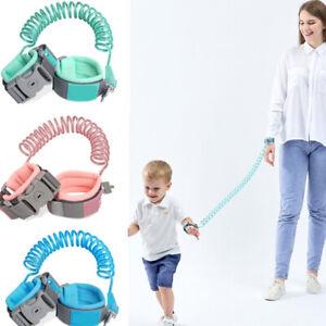 Anti lost Band Safety Link Harness Toddler Child Baby Kid Wrist Strap Reins Belt