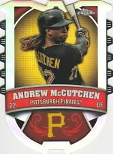 * ANDREW MCCUTCHEN * 2014 TOPPS CHROME CONNECTIONS DIE CUT REFRACTOR