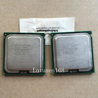Pair OF 2Intel Xeon X5365 3 GHz Quad-Core 8M 1333 Processor LGA771 CPU