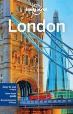 Lonely Planet London by Lonely Planet, Peter Dragicevich, Damian Harper, Emilie Filou, Steve Fallon (Paperback, 2016)