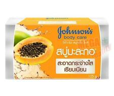 Johnson s Body Care Vita Rich Soap Bar Papaya Flower Extract Smoothing 125g