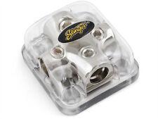 Stinger 0 Gauge to 4 Gauge Power / Ground Amp Wire Distribution Block SPD515