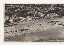 Paignton Vintage Aerial RP Postcard 255a