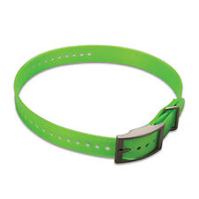 Green strap waterproof for Garmin GPS DC40 dog tracking collar astro 220 / 320