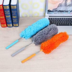 Adjustable Stretch Extend Microfiber Feather Duster Household Dusting Brush