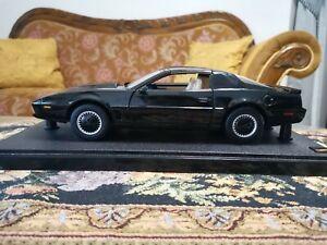 1/18 Hotwheels Knight Rider KITT Heritage Ver. no elite karr