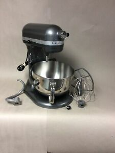 KitchenAid KP26M1XPM 575W Stand Mixer PRO Professional 600 Pearl Metallic