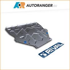 Unterfahrschutz Motor und Getriebe Aluminium 4mm für Ford Kuga