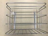 Kitchen Wrap Holder/Nickel Door Mount Model 1222-1