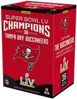 TB Buccaneers Super Bowl LV Champs 2020 Panini Instant Complete Trading Card Set