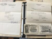 HENRY CABOT LODGE JR. - TYPED LETTER SIGNED SENATE AND HOUSE PASS