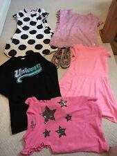 New listing Girls clothes age 8-10 swim top dresses jumper T-shirt shoes